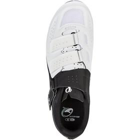 PEARL iZUMi Select Road V5 - Zapatillas Hombre - blanco/negro